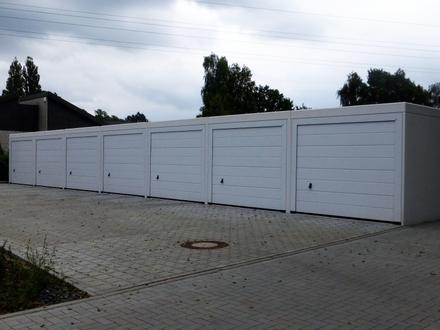 Drei Garagen mit bester Anbindung zu vermieten – auch einzeln anmietbar!