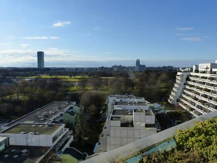 München-Olympiadorf, 3 Zimmer ETW mit Traumblick auf den Olympiapark
