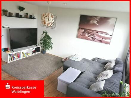 Mega Grundriss! 3,5 Zimmer Wohnung mit Panoramablick