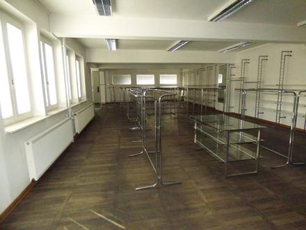Gewerberäume im Erdgeschoss - mit barrierefreiem Zugang