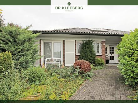 Klassischer Bungalow auf großzügigem Grundstück in zentraler Lage von Hoetmar