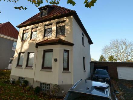 Großzügiges Wohnhaus mit Garage in Nordenham