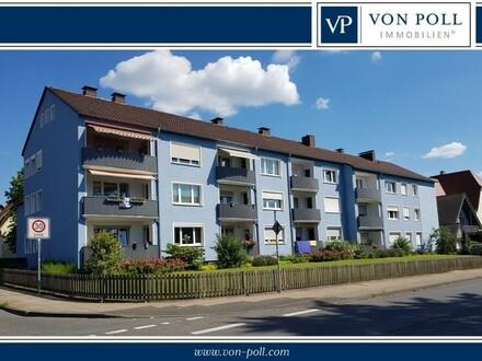 Bielefeld-Schildesche: modernisierte Eigentumswohnung mit Balkon