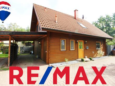 Praktisch und Gut! Gepflegtes 4-Zimmer-Holzhaus in Rickling