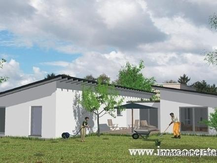 Neubau: HAUSTYP: FREI[RAUM] - Moderner Bungalow für Ihr Zuhause