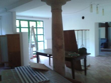 150 m² EG-Gutshofwohnung mit Eigengarten