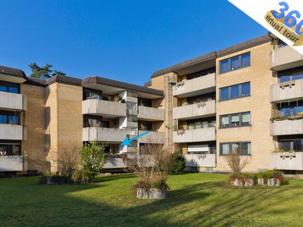 3-Zi.-Wohnung im Hochparterre mit TG-Stellplatz und Loggia