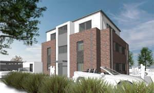 **Über den Dächern von Altenberge - Neubau-Staffelgeschoss - ETW mit Dachterrasse**