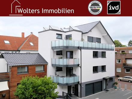Große moderne Stadtwohnung mit großem Süd-Balkon!