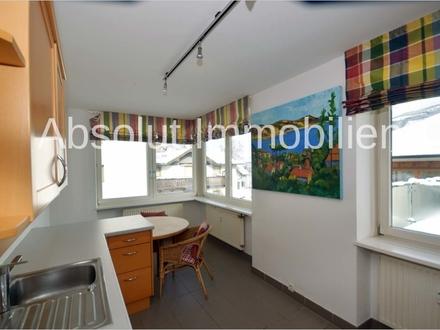 Geräumige Mietwohnung ca. 136 m², 2 SZ, große Terrasse, in zentraler, ruhiger Lage von Zell am See!