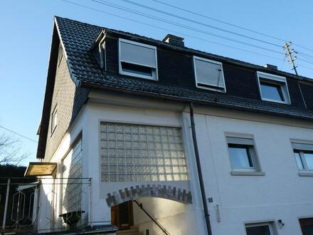 Reihenendhaus mit Garage in Brachbach sucht kreativen Käufer