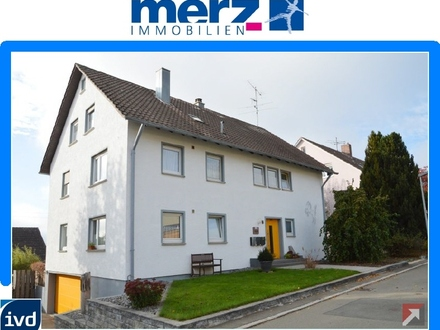 Frisch renovierte 4-Zimmer-Wohnung im Grünen
