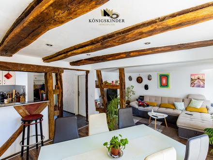 Klein, aber fein - romantische Doppelhaushälfte in Trochtelfingen
