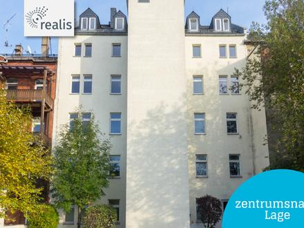NACHHALTIGE INVESTITION+Wohn- und Geschäftshaus in Chemnitz-Sonnenberg mit 2 Apartments