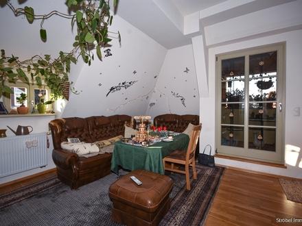 Helle 2,5 Zimmer-Maisonettewohnung in Uffenheim zu verkaufen
