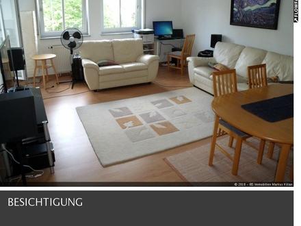Geräumige 2-Zimmer-Wohnung mit Balkon am Ulmer Eselsberg
