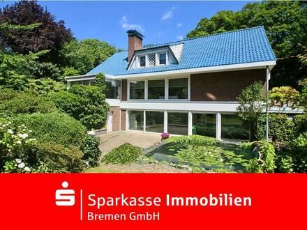 Traumhaftes Anwesen in repräsentativer Wohnlage von Schwanewede-Leuchtenburg