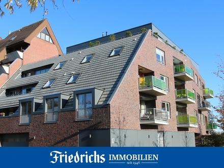 Sonnige Obergeschosswohnung mit Balkon in Bad Zwischenahn / ruhige Wohnlage am Yachthafen