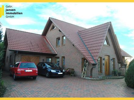 Großzügiges Einfamilienhaus mit schönem Feldblick in Werpeloh!