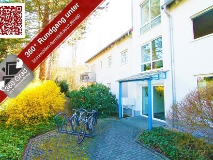 Kapitalanleger: Solide Rendite bei einer sehr gepflegten 2 Zimmer Wohnung in Frankfurt-Eckenheim