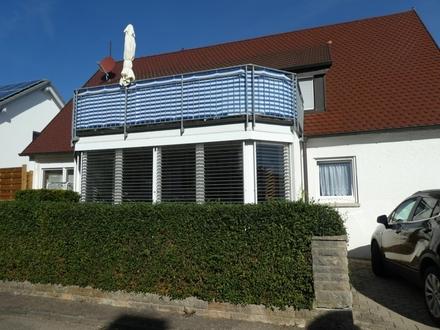 Nettes 2-Familienhaus mit Garage in stadtnaher Lage Crailsheim