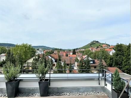 4,5 Zimmer Penthouse mit herrlichem Ausblick in Weinsberg
