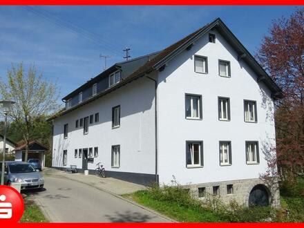 Vermietete Dachgeschosswohnung in Viechtach