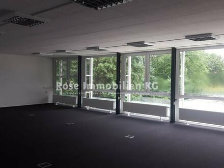 ROSE IMMOBILIEN KG: Repräsentatives Bürogebäude mit Teamoffice in Minden!