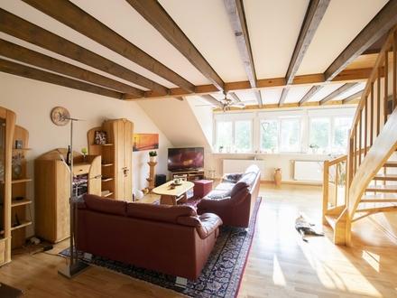 Großzügige Maisonette Wohnung im beliebten Münster-Sarmsheim