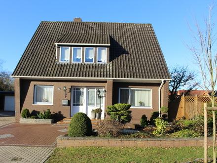 ***VERKAUFT*** Top Einfamilienhaus in gefragter Lage von Haren - Unmittelbar am Kanal!