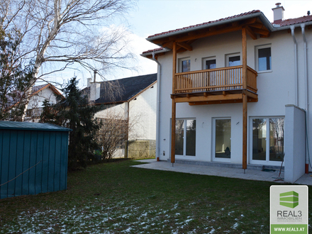 Niedrigenergie Doppelhaushälfte | 5 Zimmer + Keller | Seyring