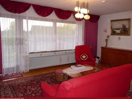 Lichtdurchflutete 2 1/2 Zimmer-Wohnung im Schwarzwald!