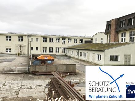 Verkehr wie in einer Großstadt! / Projektentwicklung in Oederan