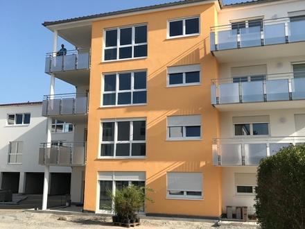exklusive 3-Zimmerwohnung in Rosenberg mit Stellplatz ab sofort zu mieten