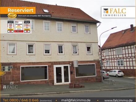 Renditeobjekt! 17000 € Mieteinnahmen/Jahr 3 Wohnungen und eine Gewerbeeinheit.