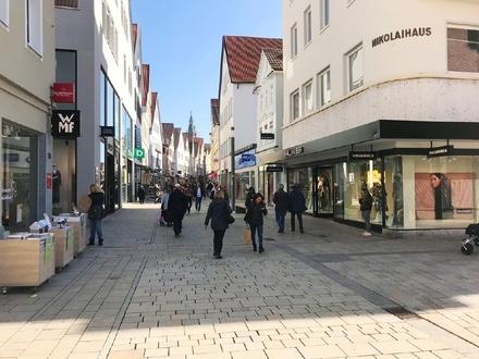 """""""Verkaufsfläche in 1 A Lage von Reutlingen zu übergeben"""""""