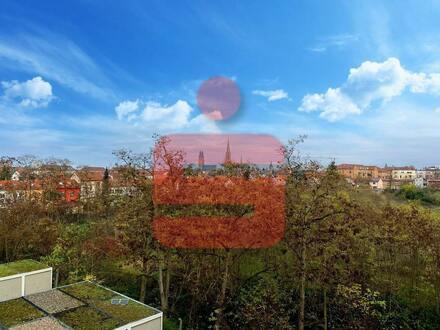 Großzügige Stadtwohnung in Speyer-Süd mit Balkon, Aufzug und Einzelgarage!