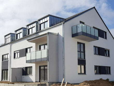 Hochwertige Neubauwohnungen vor den Toren von Regensburg