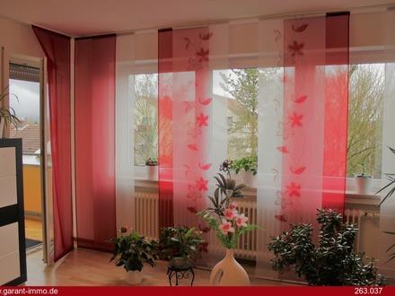 Achtung! 3 Zimmer-Wohnung mit Garage im beliebten Bad Windsheim!