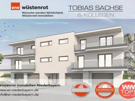 2-Zimmer-Neubauwohnung mit Personenaufzug zur Eigennutzung/ Kapitalanlage in zentrumsnaher Lage