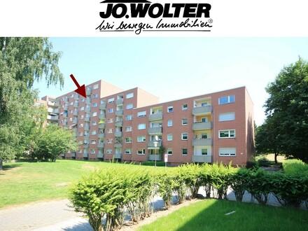 Optimal geschnittene 2-Zimmer-ETW am Broitzemer Holz - mit Balkon und Fahrstuhl - provisionsfrei für Käufer!
