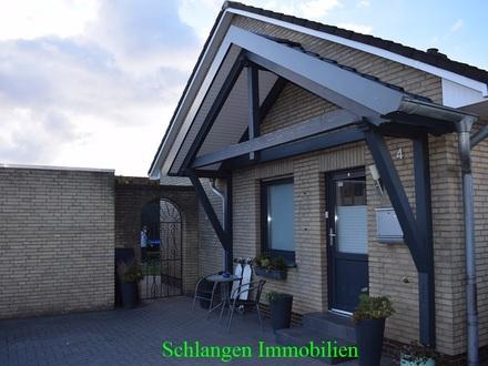 Objekt Nr. 21/002 Keine Käuferprovision - EFH mit Doppelgarage und Gartenhaus in Saterland / OT Sedelsberg