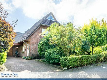 Oldenburg/Ofenerdiek: Verwunschenes Einfamilienhaus in beliebter Lage, Obj. 5695