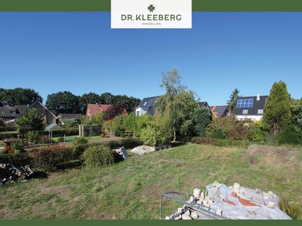 PROVISIONSFREI für Käufer – Teilerschlossenes Baugrundstück in ruhiger Wohnlage von Münster-Sprakel