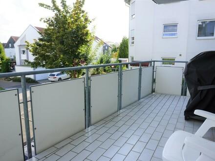 Idyllisches Wohnen mit großzügigem Balkon