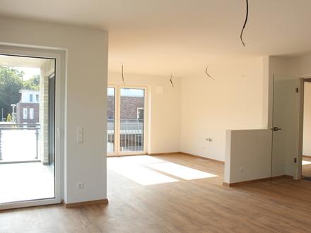 Mitten im Leben: 2-Zimmer-Obergeschoss-Wohnung am Heimathaus mit Fahrstuhl u. Tiefgarage in Lingen!