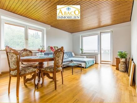 Bad Herrenalb: gepflegte 2-Zimmer Wohnung + Garagenstellplatz + Aussicht