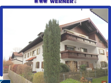 ***Sehr gepflegte 2-Zimmer-DG-Wohnung mit Balkon, EBK und TG-Stellplatz in Bernau***
