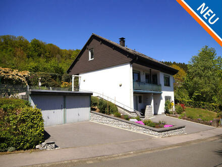 Einfamilienhaus mit Einliegerwohnung im Lüdenscheider Norden