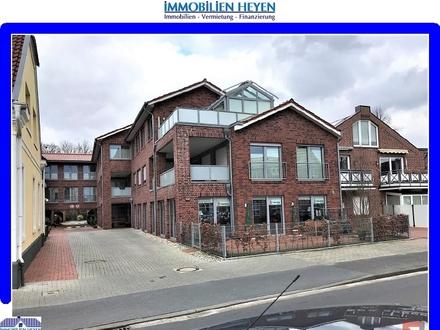 !!!Hochwertige Penthouse-Wohnung über den Dächern von Papenburg!!!